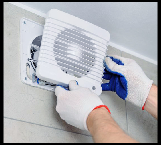 EXHAUST FAN CLEANING SUB