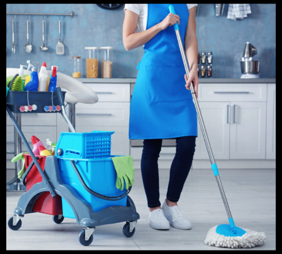 KITCHEN DEEP CLEANING SUB